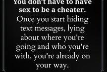 Cheat quotes