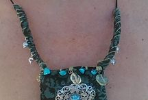 angiehands / hand made textile jewlery