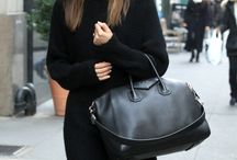 The best black bags in the world / We cover the best bags/totes/duffles on the street this season.