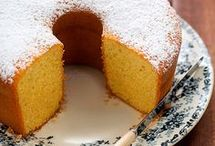 torte e ciambelle