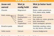 Eet weetjes - Eating knowhows