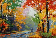 Tájkép festészet
