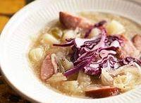 Soups/Chilis/Stews / by Jennifer Denniston Milburn