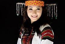 Mizo Traditional dresses