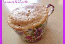 Receptes: La cuineta de la Lourdes