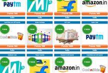 CashNGifts: Earn Paytm, Mobikwik, Flipkart Vouchers & Many More Rewards http://www.dwtricks.com/2016/08/register-earn-free-voucher-cashngifts.html/