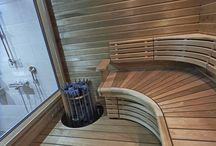 Sauna pesuhuone