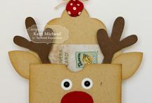 Gift Tags / For gift cards, presents.