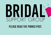 Bridal Support Group / Group board for our private Bridal Support Group! **Please keep max pins to 5 a day!**