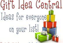 Gift ideas / by Delia Hoffman