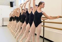 Ballet Class / Outfit and dance inspiration for adult ballet dancers
