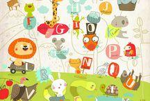 Números i lletres / Tipografies aptes per a tots els públics, sobretot l'infantil