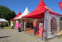 Fête du Vélo en Seine-Maritime 2015 / Le dimanche 7 juin, c'était le fête du vélo. Pour cette première en Seine-Maritime, le Département a proposé différents itinéraires au départ d'Ouville-la-Rivière pour les cyclistes, les VTTistes et les familles. Des animations gratuites sur les stands ont été organisées toutes la journée.   L'occasion de découvrir la #Véloroutedulin, une voie douce sécurisée avec des faibles dénivelés.  http://bit.ly/véloroute-du-lin