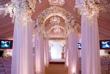 Floral Arches / Stunning archways - enter the way you mean to go on