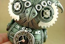 Steampunk crafty bits