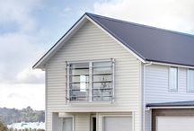 Traditional Home Exteriors / Traditional architecture design, with all the benefits of durable fibre cement