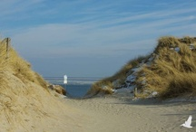 Island of Sylt, Germany -- http://travelin-mate.com/North_Sea_Germany/Sylt.html / Sylt is one of the most beautiful islands in Germany and reminds many visitors of New England's coastline.Its landmarks are over 25 miles (40km) of beaches and dunes and picturesque small villages with beautiful old Frisian houses. While the West Shore is exposed to rough surf, the East Shore is characterized by the calm Wadden Sea, which is accessible during low tide. Read more @http://travelin-mate.com/North_Sea_Germany/Sylt.html. Pictures by T. Walter.