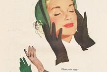 Handschoenen jaren 50