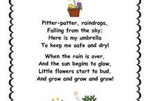 стихи на английском