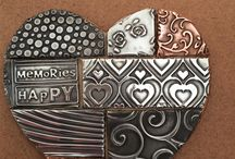 clay mosaic