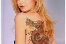 Dragoon Tattos