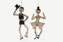 It's a dolls world {Whimsy}