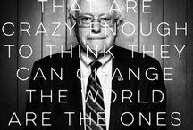 Political / Bernie Sanders