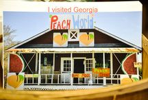 GEORGIA PEACH WORLD PRODUCTS / All the delicious products we offer in the store!