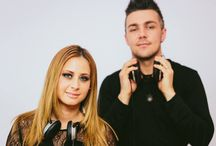 """Maraaya   Slovenia Eurovision 2015 / Maraaya are a Slovene duo (Marjetka Vovk &  Aleš Vovk """"Raay"""")that represented Slovenia in the Eurovision Song Contest 2015 with the song """"Here for You"""". The group's name is a combination of its members Marjetka and Raay's names, while its pronunciation means """"She has Raay"""" in the Slovene language."""