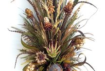 arreglos florales secos