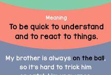 idioms c1