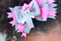 Hairbows / by Adriana Corrales