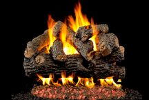 Fireplace Log Sets / Check out our huge selection of fireplace log sets available at The Energy House in Northern California!