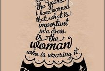 Quoted in Fashion!! / Fashion never fades!
