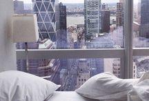 City (bedroom/bathroom) views