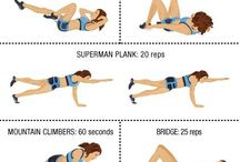 Abs/core workouts