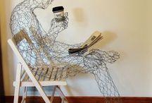 Skulpturen/ Objekte