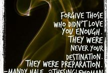 Forgive to Live / Pins about forgiveness and its importance to your growth and freedom to live a happy healthy life.