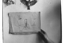 Every girl has a Francesca Woodman something