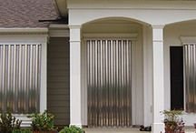 Storm Protection / Deliver cutting-edge products to protect your most valuable investment—your home - with storm shutters and panels.