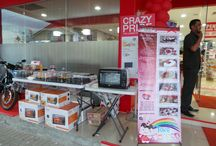 Event 6: Exhibition & Grand Opening ACE Hardware TKI / 28 November - 1 Desember 2013, TokoPuding.Com hadir memeriahkan Exhibition & Grand Opening ACE Hardware Taman Kopo Indah Bandung.