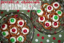 Snacks, Sweets & Treats {Recipes}