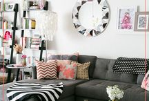 Apartments decor. / by Debbie Logsdon