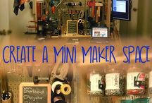 makerspace / by Ruth Adams