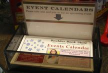 Store Promotions / Promote upcoming events and the store's loyalty program in key places.