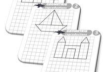 géométrie - reproduction