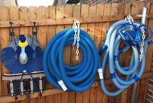 Pool supplies ideas