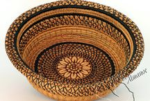 Pine Needle Baskets and other cool stuff / basket making and other crafty stuff / by Mary Chandler