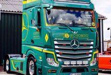 Trucks, Rigs