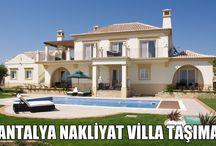 Antalya Villa Taşıma